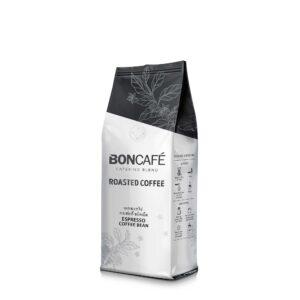 เมล็ดกาแฟคั่ว เอสเพรสโซ่ เคเทอริ่ง 500g (ชนิดเม็ด)