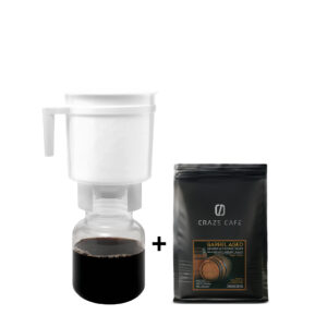 PROMOTION SET : TODDY COLD BREW HOME SYSTEM + BARREL AGED