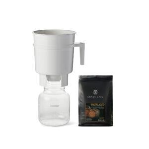 PROMOTION :  TODDY COLD BREW HOME SYSTEM + CRAZE CAFE BARREL AGED