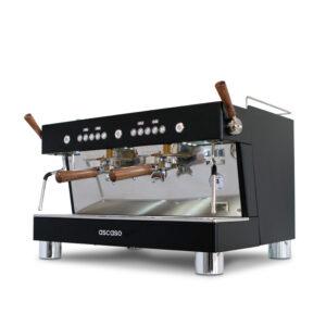 เครื่องทำกาแฟ แอสคาโซ่ บาริสต้า ที พลัส, 2-หัวชง
