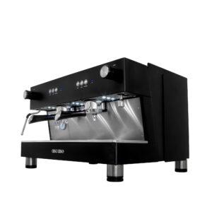 เครื่องทำกาแฟ แอสคาโซ่ สตีล บาร์, 2-หัวชง
