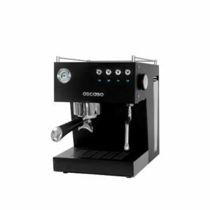เครื่องทำกาแฟ แอสคาโซ่ อูโน่ โปรเฟสชั่นแนล, สีดำ