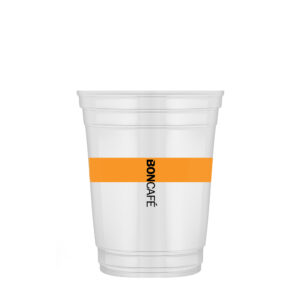 BONCAFE BIO PET CUP 16 OZ.