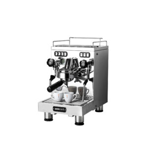 BONCAFE SE 50 MANUAL, 1-GROUP, STAINLESS STEEL