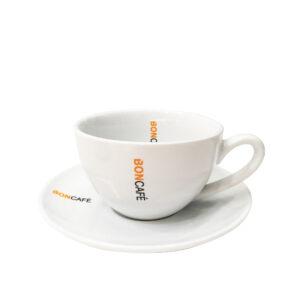 ชุดแก้วบอนกาแฟ คาปูชิโน่ 4 ชุด