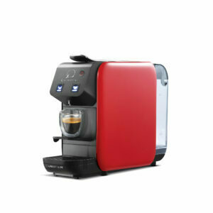 CAPRISTTA N CAPSULE MACHINE, RED
