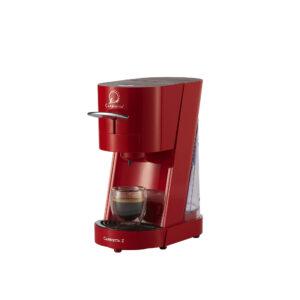 คาพริสต้า แซด เครื่องทำกาแฟระบบแคปซูล, สีแดง