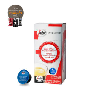 DECAF SEGAFREDO COFFEE CAPSULE