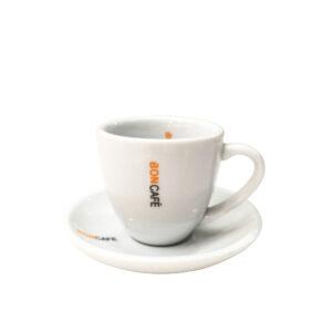 ชุดแก้วบอนกาแฟ เอสเพรสโซ่ 4 ชุด
