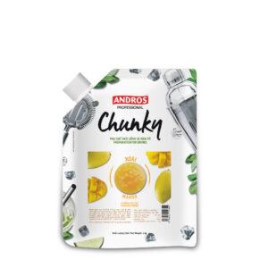 ANDROS FRUIT CHUNKY, MANGO