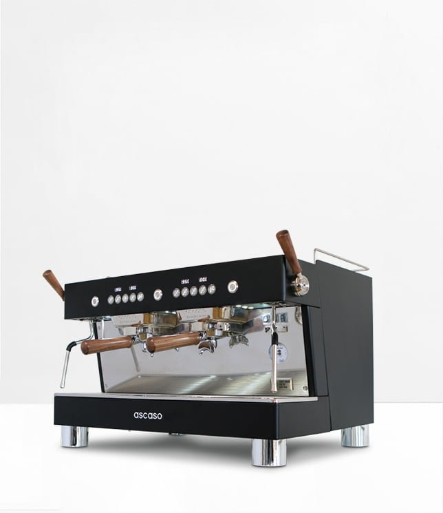 Ascaso-Barista-T-Plus,-2-GR,-Black-Wood