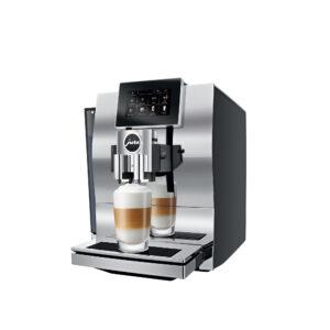 เครื่องทำกาแฟอัตโนมัติ จูร่า Z8, Aluminium