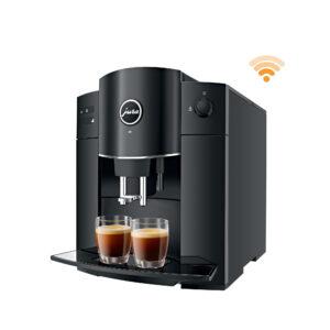 เครื่องทำกาแฟอัตโนมัติ จูร่า D4 PIANO BLACK