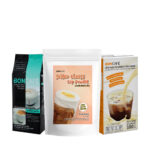 Promotion : New! Set Salted Cheese Powder with Espresso Angelo Bean & Boncafe Milky Sauce