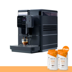 เครื่องทำกาแฟอัตโนมัติ ซาเอโก รอยัล แบล็ค