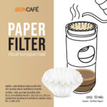 Cafflano Filter Paper Go-Brew