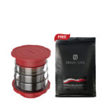 Promotion : CAFFLANO KOMPACT, RED