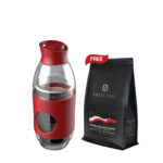 Promotion  : CAFFLANO GO-BREW, RED