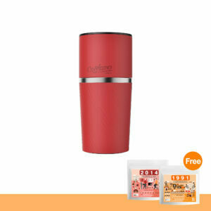 PROMOTION : CAFFLANO KLASSIC, RED