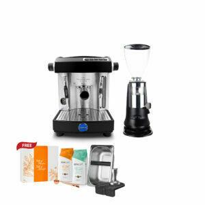 โปรโมชั่น : เครื่องทำกาแฟคาริมาลี่ รุ่น CM300 +เครื่องบดกาแฟ คาริมาลี่ รุ่น X011