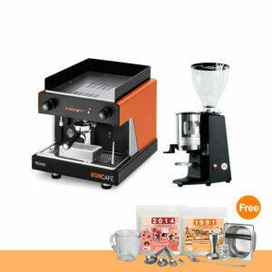 โปรโมชั่น : บอนกาแฟ ปีกาโซ่ 1 หัว + เครื่องบดกาแฟ คาริมาลี่ รุ่น X010