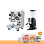 โปรโมชั่น : เครื่องทำกาแฟคาริมาลี่ รุ่น CM 280+ เครื่องบดกาแฟ คาริมาลี่ รุ่น X010
