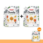 PROMOTION : ANDROS FRUIT CHUNKY, PEACH