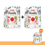 PROMOTION : ANDROS FRUIT CHUNKY, PINK GUAVA