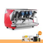 โปรโมชั่น : เครื่องทำกาแฟ ลาซานมาร์โก้ 100T ระบบหน้าจอสัมผัส
