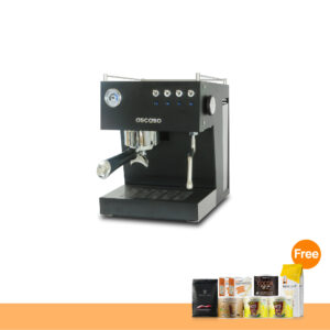 โปรโมชั่น : เครื่องทำกาแฟ แอสคาโซ่ อูโน่ โปรเฟสชั่นแนล, สีดำ