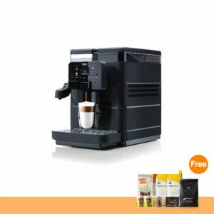 โปรโมชั่น : เครื่องทำกาแฟอัตโนมัติ ซาเอโก รอยัล พลัส